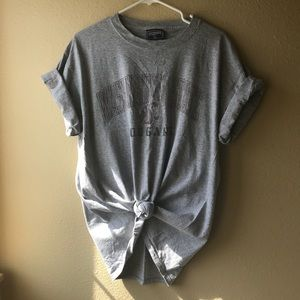Vintage Washington State Baggy T-Shirt